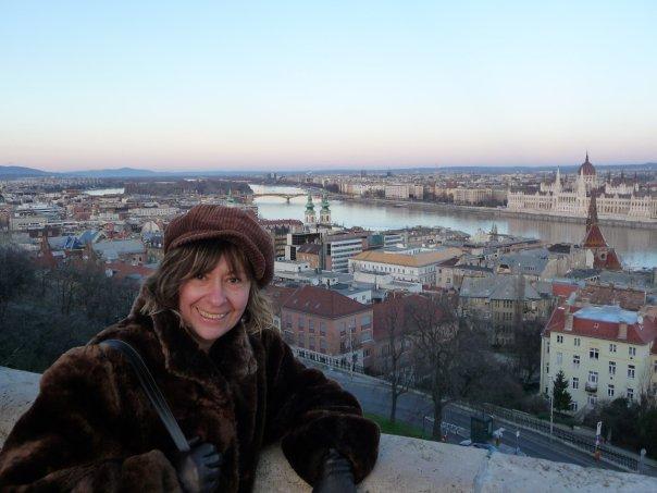 Judit Moldovan TA Award