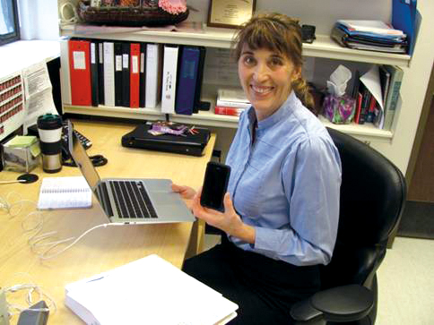 Dr. Nancy Scott
