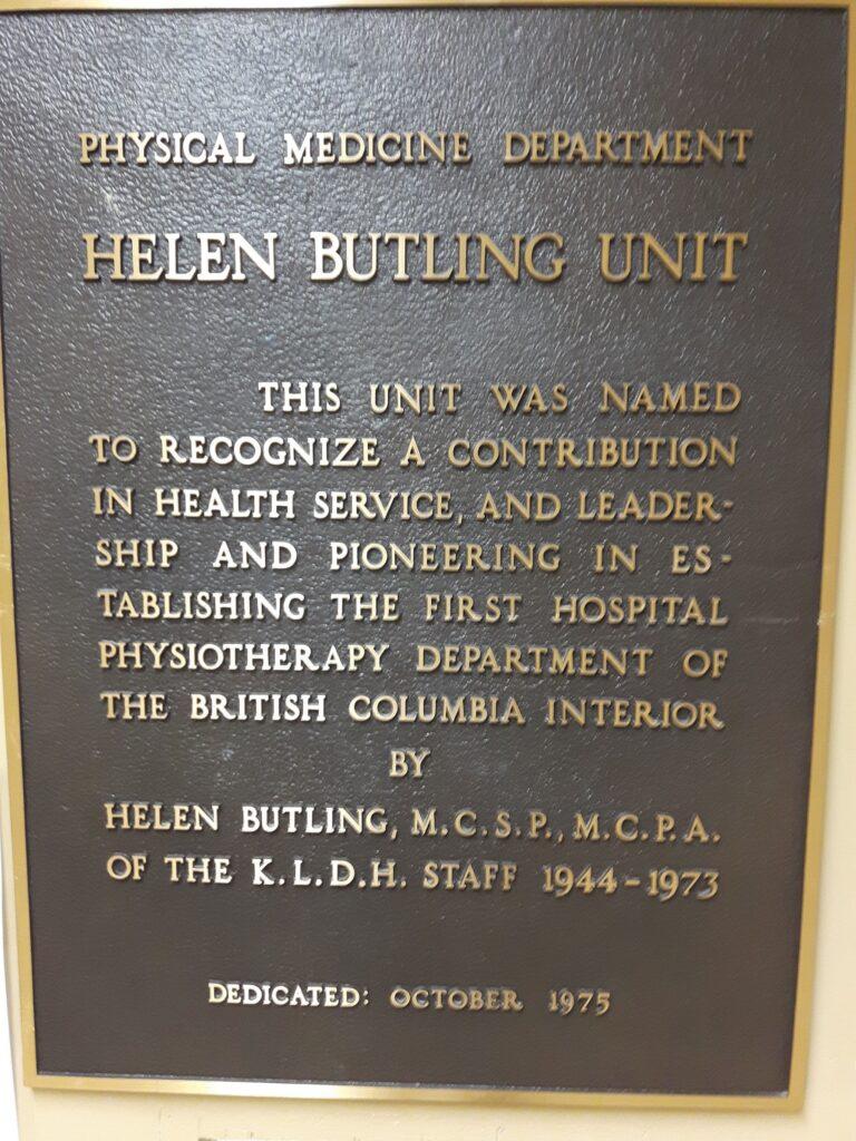 Helen Butling